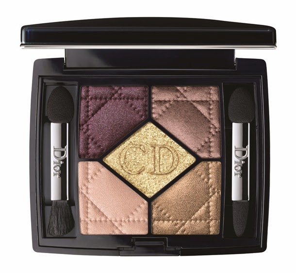 Dior 5 Couleurs Eyeshadow in Golden Shock