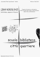 Library Working Space, biblioteca spazio di lavoro