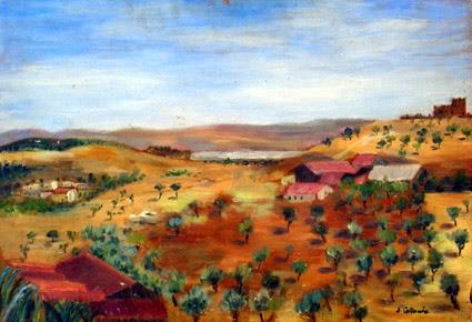 Tunisian Painting