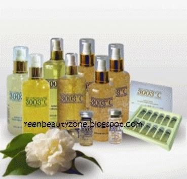 Beauty Zone: 24K PURE GOLD FACIAL TREATMENT 3003C Nano Series