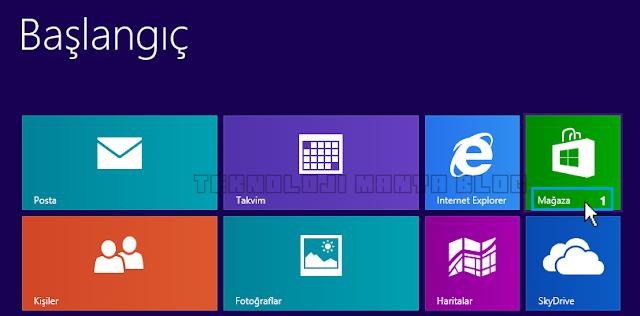 Windows 8.1 Çıktı