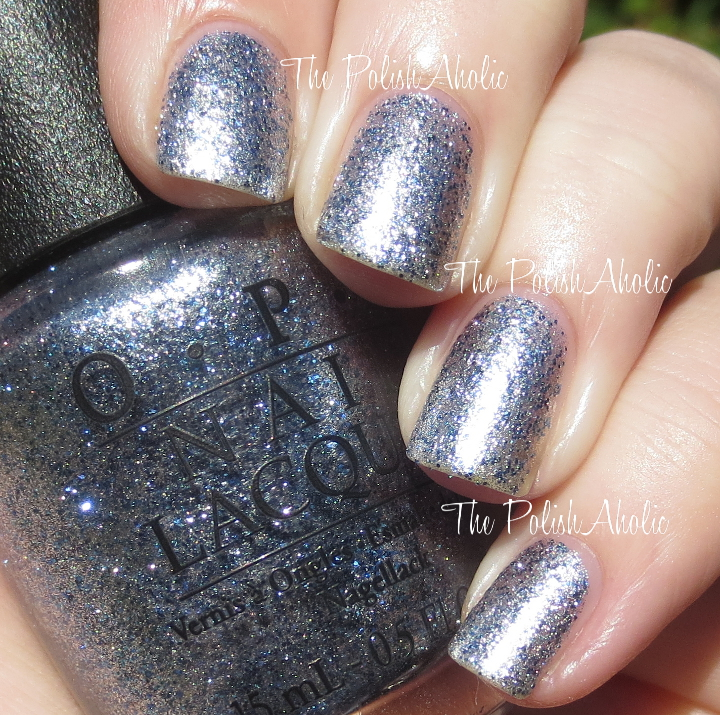 The PolishAholic: OPI Fifty Shades of Grey Collection Swatches & Review