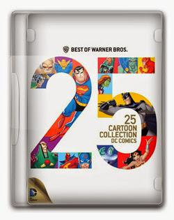 Coleção de Desenhos DC Comics – COMPLETO