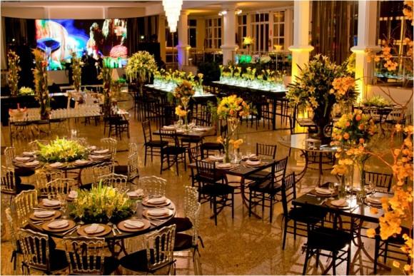 Algumas ideias para decoração de casamento cores !! 2