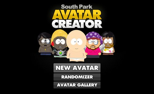 créer avatar South Park