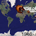 1000 anos de guerras representados em 5 minutos