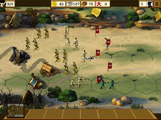 Total War iPad
