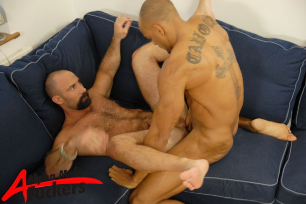 Butch Grand And Aitor Crash In Steamy Rimming