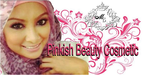 PINKISH BEAUTY COSMETIC