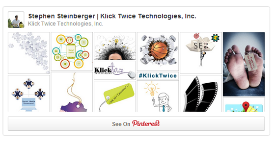 Pinterest link building   see it in action