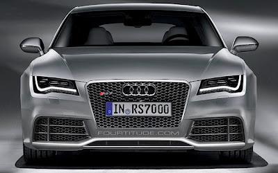 New Audi RS7