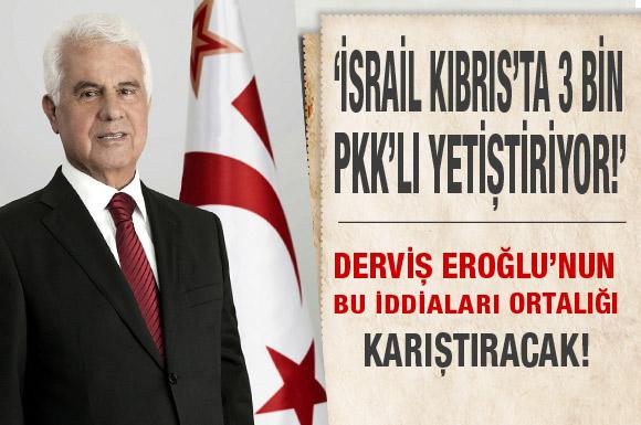 PKK militanlarını İsrail eğitiyor