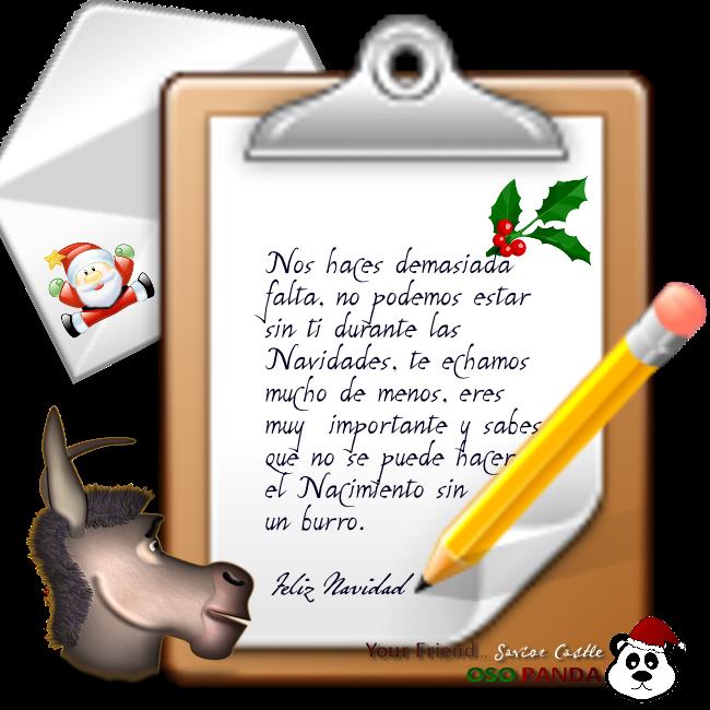 Cumbre a la vista concurso de frase navide a - Mensajes para felicitar la navidad ...