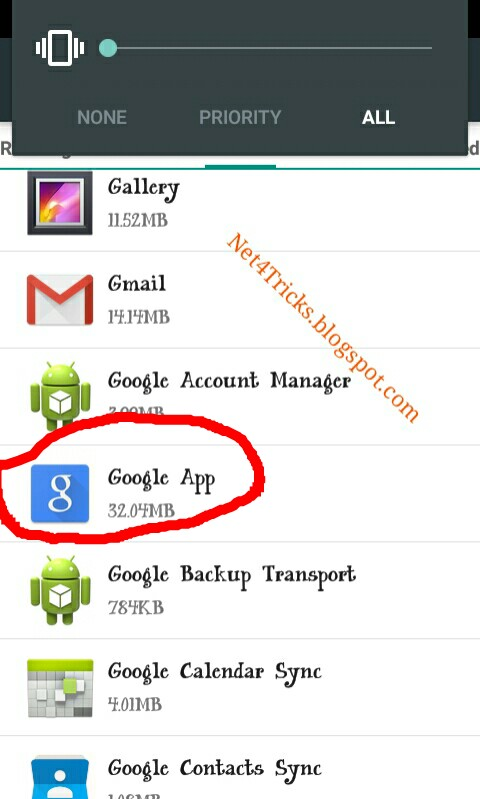 google android remove search without root