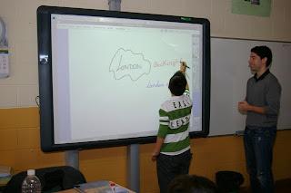 pizarras digitales educación mejorar aprendizajes