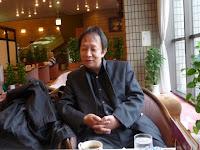 西京区京都エミナースの喫茶室で・・・