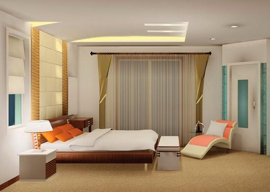 Gambar Desain Interior Kamar Tidur 2014