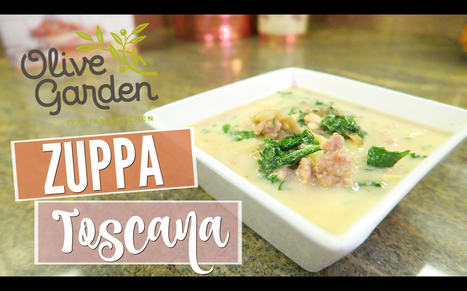 Sam Schuerman Copycat Olive Garden Zuppa Toscana Recipe