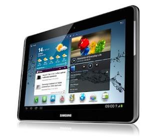 Harga Samsung Galaxy Tab 2 10.1 juni 2012