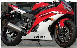 Empat Moge Yamaha di 2013