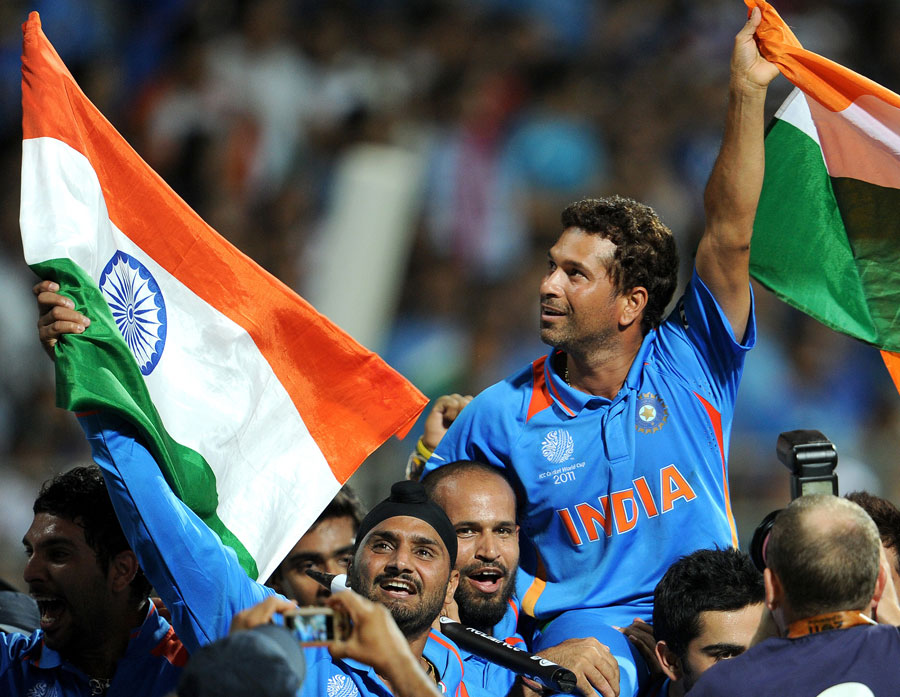 world cup 2011 winners photos. ICC Cricket World Cup 2011: