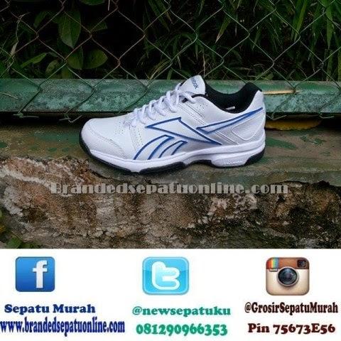 Toko grosir sepatu online reebok tennis original