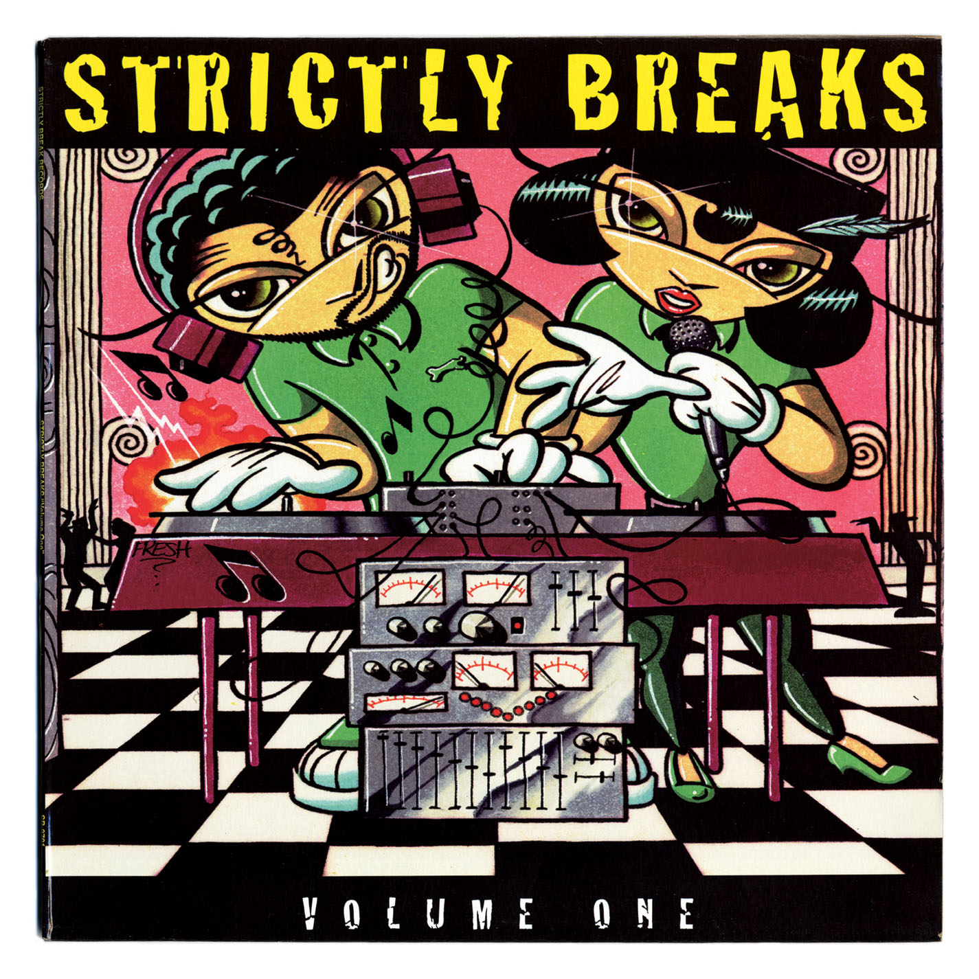 Strictly Breaks Volume 1 (1997) (CD) (320)