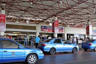 Taxi Bandara
