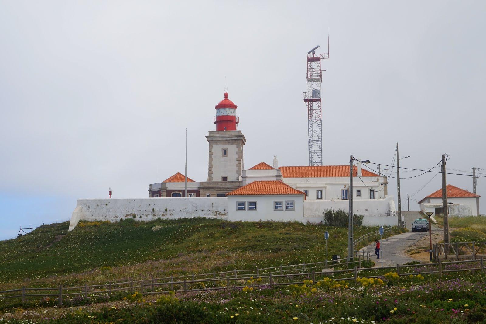 Phare Cabo da Roca (Portugal)