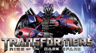 Transformers Rise of the Dark Spark Full