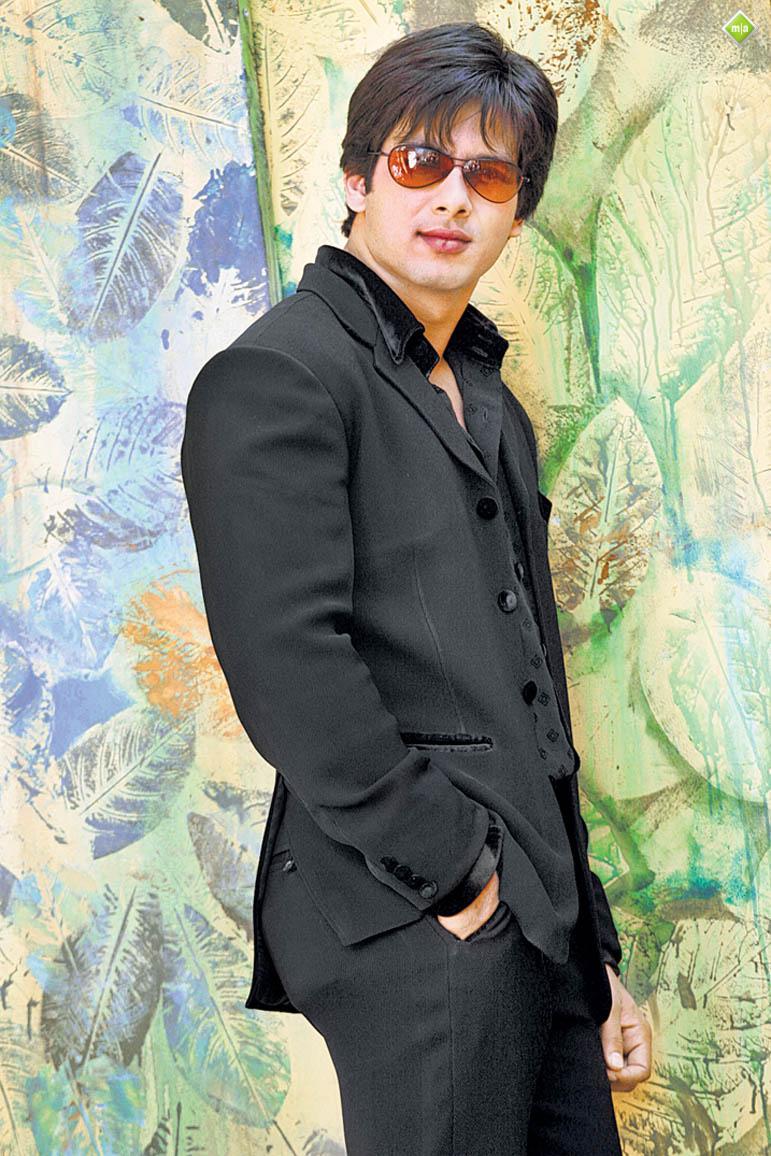 Bollywood Actors Shahid Kapoor