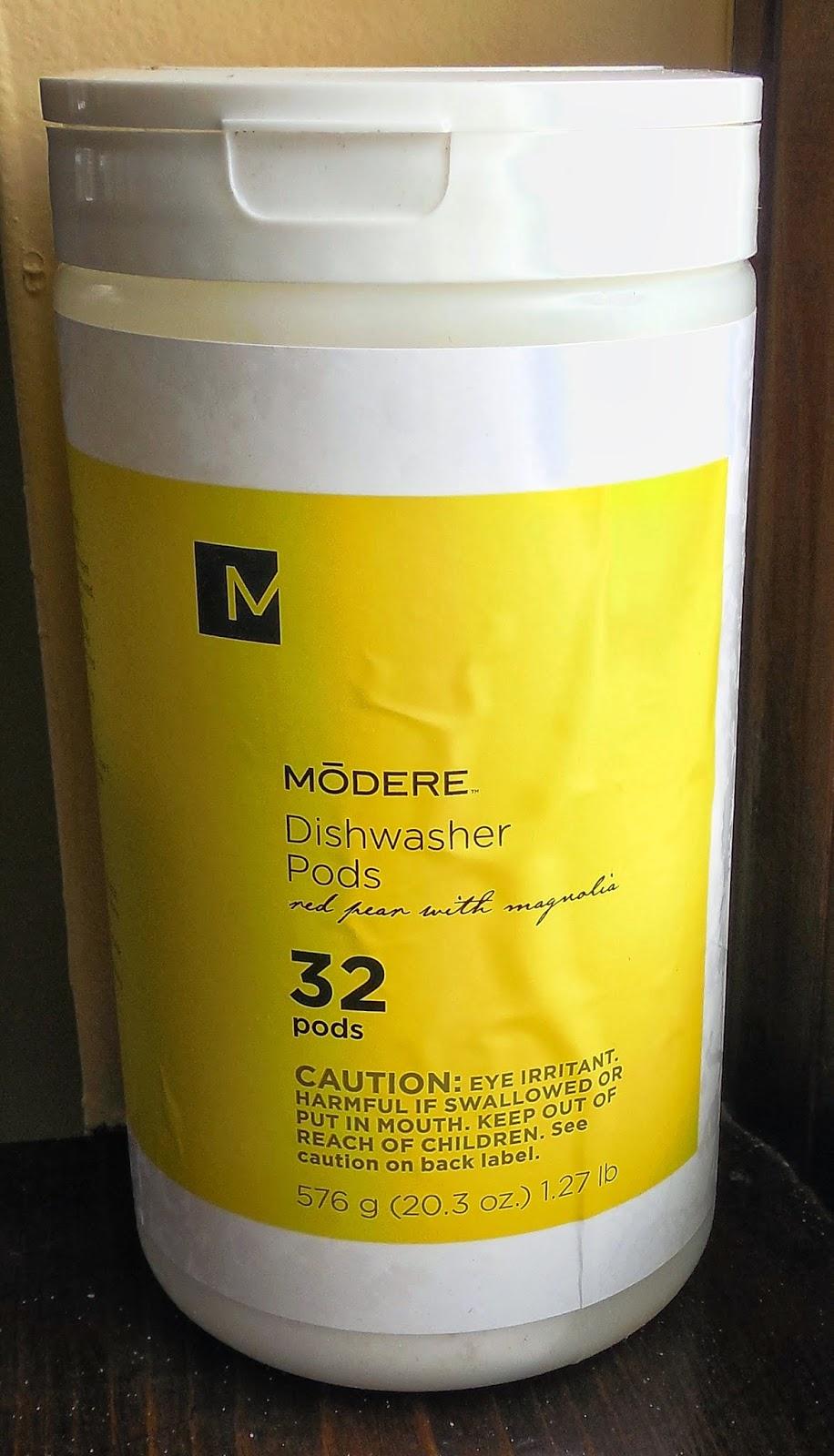 Modere Dishwasher Pods