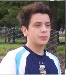 CUMPLEAÑOS DE JUAN MANUEL YEZZI