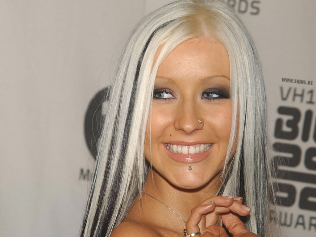 Download this Christina Aguilera Copy picture