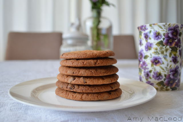 Garage organisation and cookies, by Amy MacLeod, Five Kinds of Happy blog
