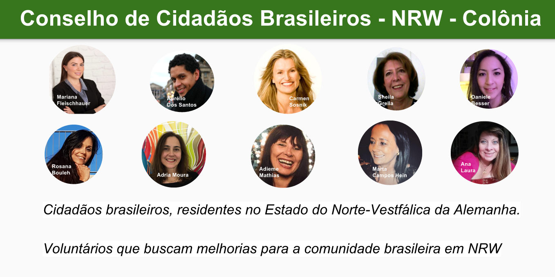Conselho de Cidadãos Brasileiros - NRW - Colônia