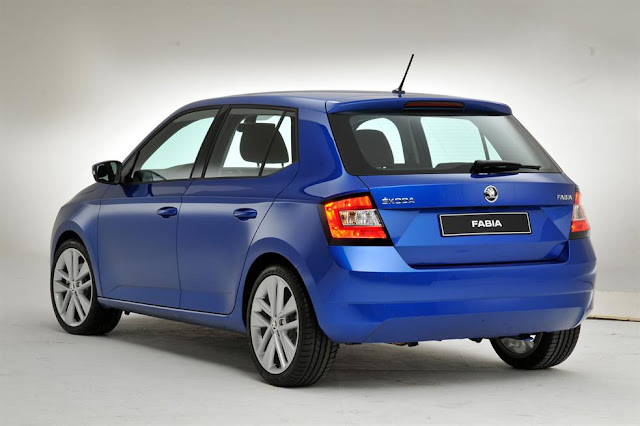 The All New 2017 Classic Hatchback Skoda Fabia