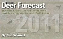 2011 Deer Forecast