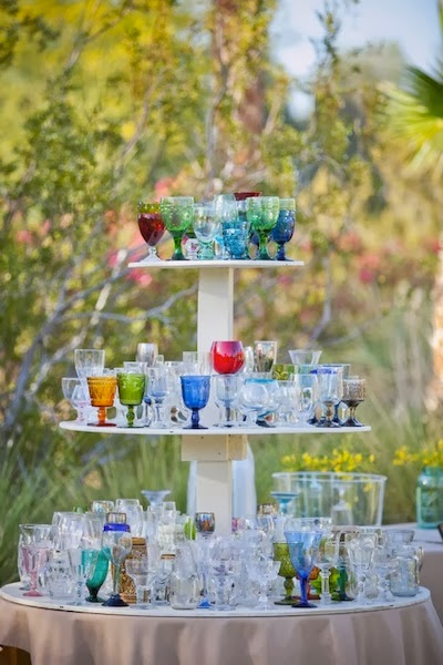 http://www.intimateweddings.com/blog/eclectic-mix-and-match-style/