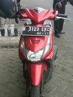 Motor Beat B 3123 SXC