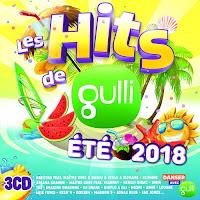 Baixar CD Les Hits De Gulli Ete 2018 Torrent
