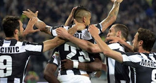 Video Gol Juventus vs AC Milan 22 April 2013