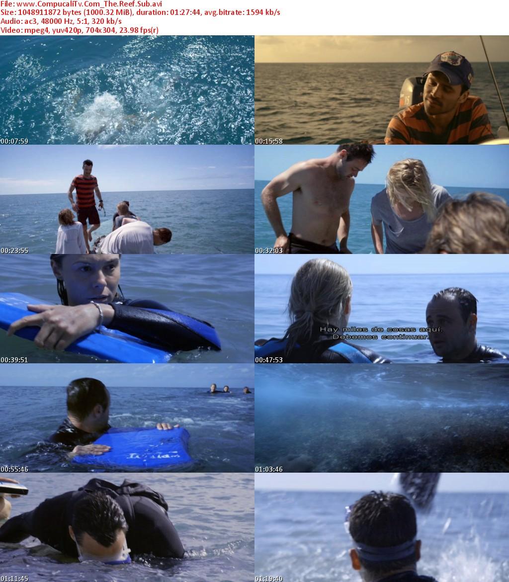 El Arrecife [The Reef]  DVDRip