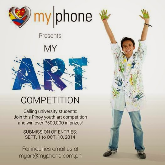 MyPhone My Art Competition
