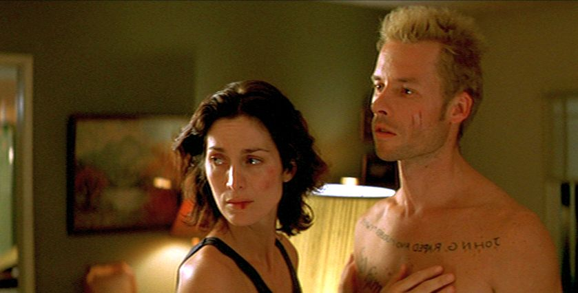 """unreliable memory in memento I've watched memento quite a few  explanation for lenny's """"i've done it  remember the scene where lenny goes on a brief diatribe about how unreliable memory is."""