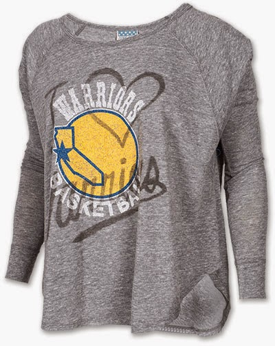 Golden State Warriors NBA Time-Out T-Shirt