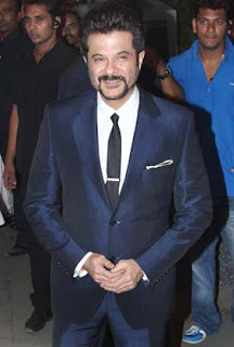 Anil Kapoor at Director Rohit Shetty's sister's wedding
