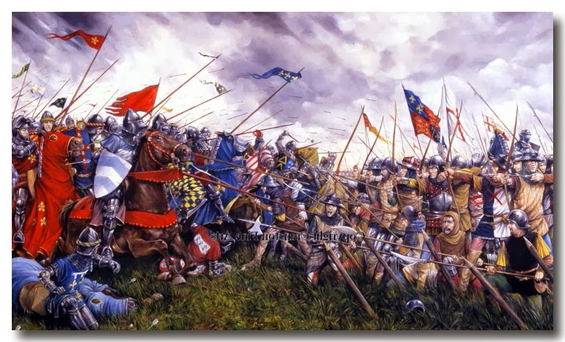 the battle of agincourt essay