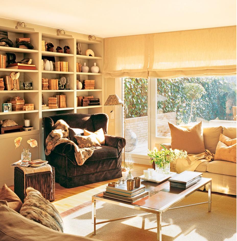 Casa tr s chic finalmente outono - Mueble para plantas ...