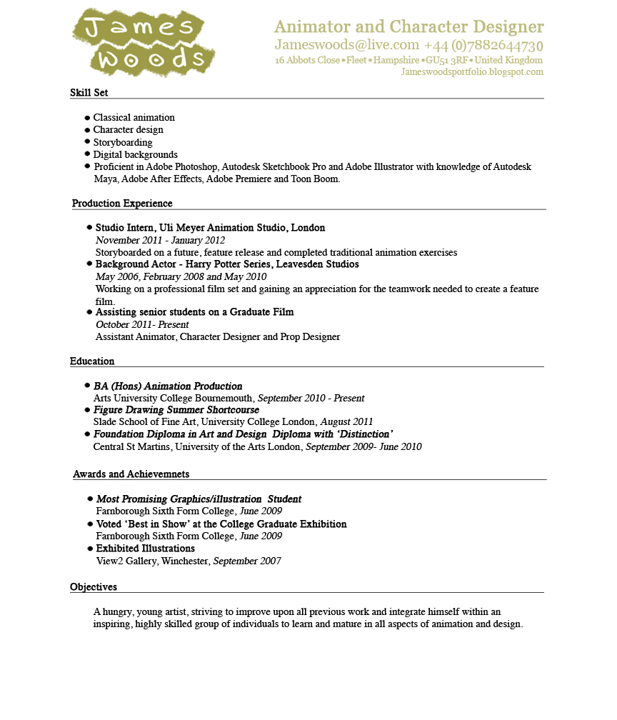 resume upon request